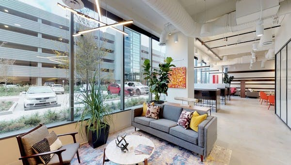 Stupendous Coworking Office Spaces In Frisco Dallas Truss Beutiful Home Inspiration Cosmmahrainfo
