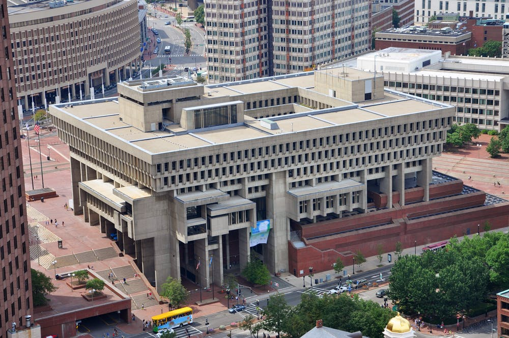 Financial District, Boston Coworking Neighborhood
