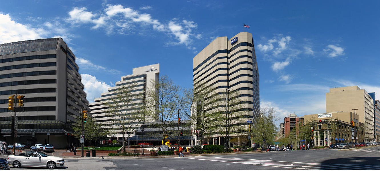 Bethesda Maryland Coworking Neighborhood