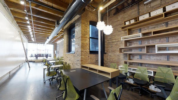 Commercial Space for Rent in Chicago — Truss