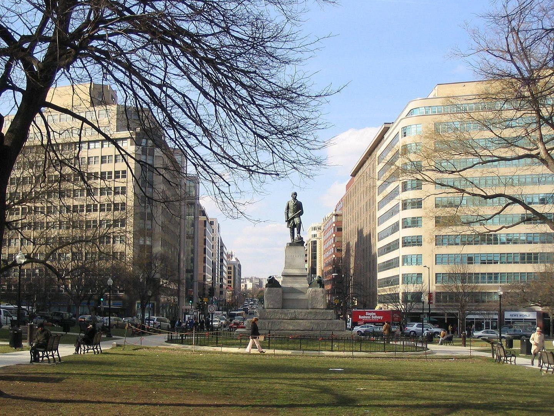 Downtown Washington, DC Coworking Neighborhood